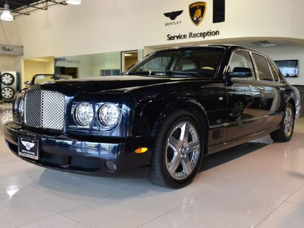 2005 Bentley Arnage T Bentley Long Island Pre Owned Inventory