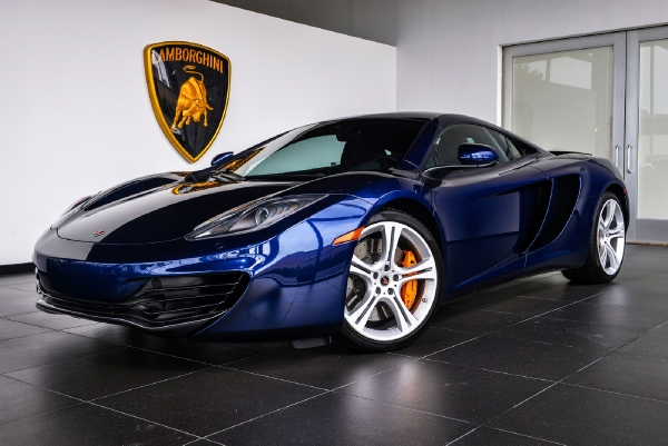 2012 mclaren mp4-12c - bentley long island | pre-owned inventory