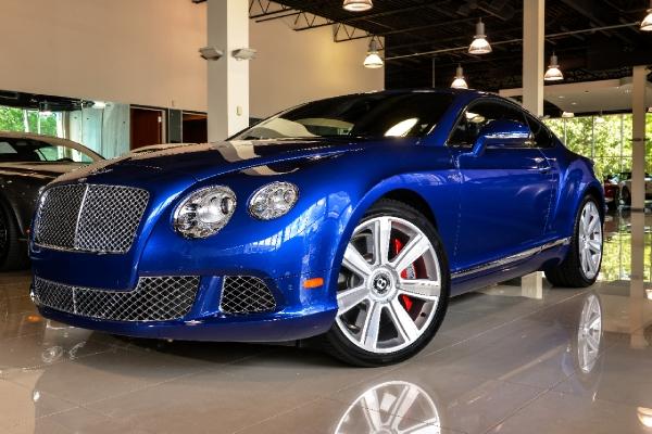 2013 Bentley Continental GT Mulliner - Bentley Long Island ...