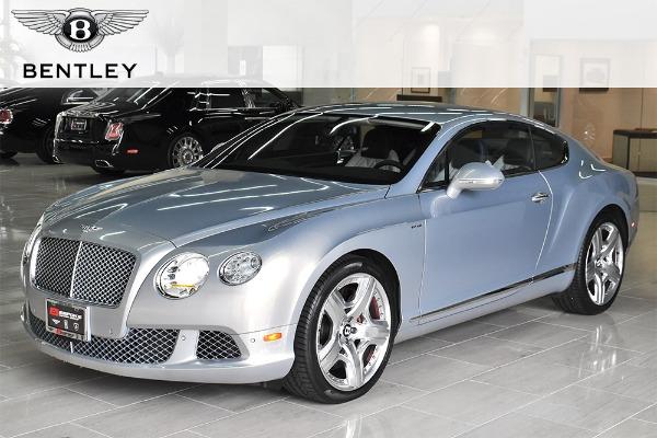 2014 Bentley Continental Gt Mulliner Bentley Long Island Vehicle